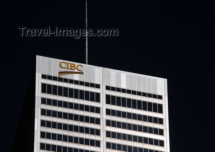 canada721: Toronto, Ontario, Canada: Commerce Court West - headquarters of the CIBC - Canadian Imperial Bank of Commerce - photo by M.Torres - (c) Travel-Images.com - Stock Photography agency - Image Bank