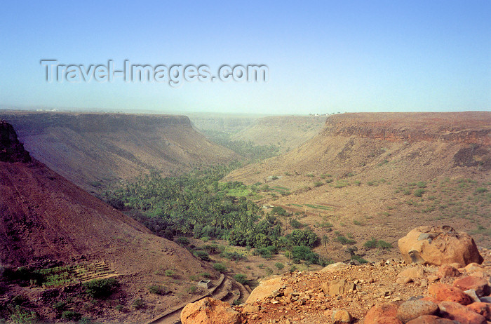 capeverde12: Cabo Verde - Cape Verde, Santiago island: Ribeira Grande Canyon - desfiladeiro - photo by M.Torres - (c) Travel-Images.com - Stock Photography agency - Image Bank