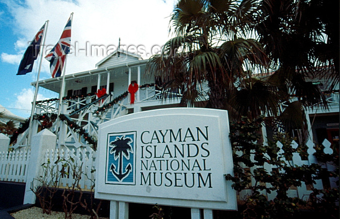cayman1: Grand Cayman - Cayman islands - Grand Cayman - George Town / GCM: Cayman Islands National Museum - photo by F.Rigaud - (c) Travel-Images.com - Stock Photography agency - Image Bank
