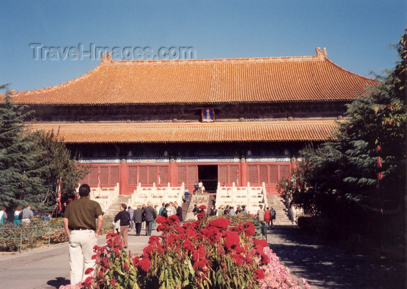 china33: China - Changping (Beijing): Ming imperial tombs - Unesco world heritage site - photo by M.Torres - (c) Travel-Images.com - Stock Photography agency - Image Bank