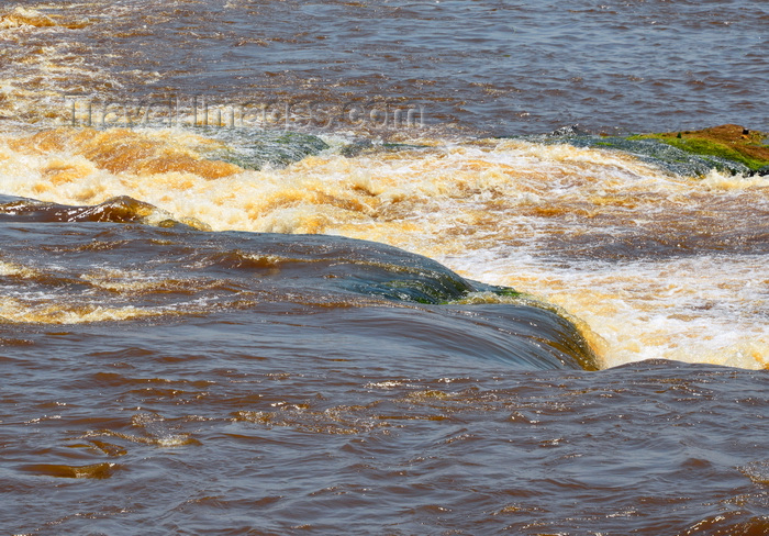 congo81: Djoué, Congo: Livingstone Falls / Chutes du Djoué - rapids on the lower course of the Congo River, border between the Congos - photo by M.Torres - (c) Travel-Images.com - Stock Photography agency - Image Bank