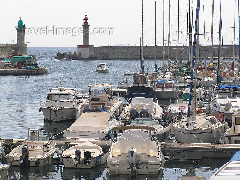corsica183: Corsica - Bastia: harbour - photo by J.Kaman - (c) Travel-Images.com - Stock Photography agency - Image Bank