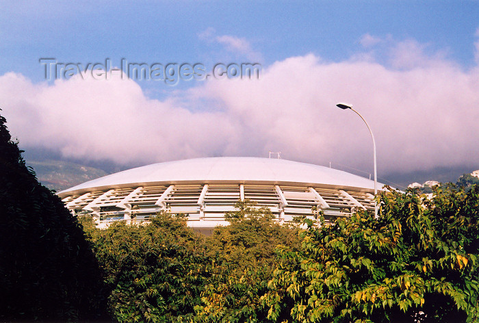 corsica260: Corsica - Bastia: giant dome - photo by M.Torres - (c) Travel-Images.com - Stock Photography agency - Image Bank