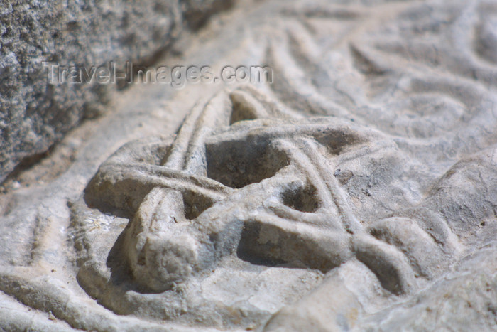 crete92: Crete, Greece - Gortys / Gortis (Heraklion prefecture): detail - star (photo by A.Stepanenko) - (c) Travel-Images.com - Stock Photography agency - Image Bank