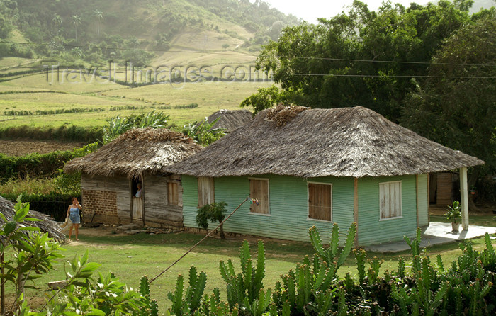 cuba100: Cuba - Holguín province - green house in the mountains - photo by G.Friedman - (c) Travel-Images.com - Stock Photography agency - Image Bank