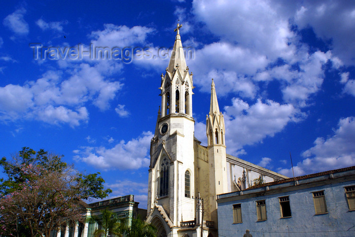 cuba130: Camagüey, Cuba: San Francisco church - photo by A.Ferrari - (c) Travel-Images.com - Stock Photography agency - Image Bank