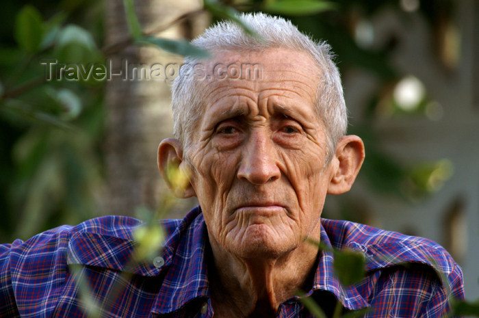 cuba62: Cuba - Holguín - a sad face - photo by G.Friedman - (c) Travel-Images.com - Stock Photography agency - Image Bank