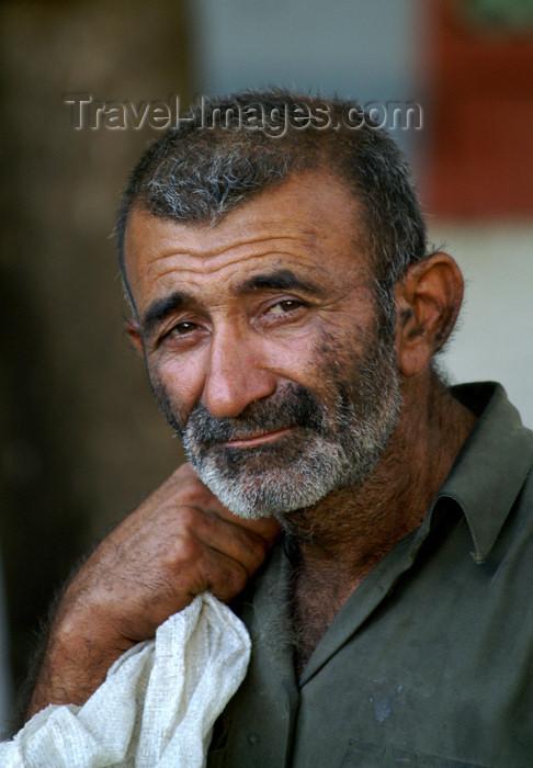 cuba68: Cuba - Holguín - George Cloony - the face of a hard life - photo by G.Friedman - (c) Travel-Images.com - Stock Photography agency - Image Bank