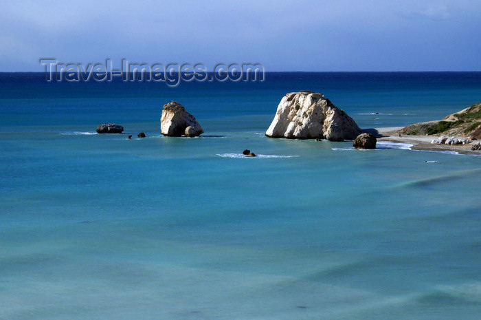 cyprus115: Petra Tou Romiou - Paphos district, Cyprus: - photo by A.Ferrari - (c) Travel-Images.com - Stock Photography agency - Image Bank