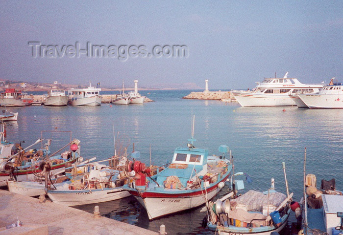 cyprus14: Cyprus - Ayia Napa / Agia Napa - Famagusta district: Safe harbour - photo by Miguel Torres - (c) Travel-Images.com - Stock Photography agency - Image Bank