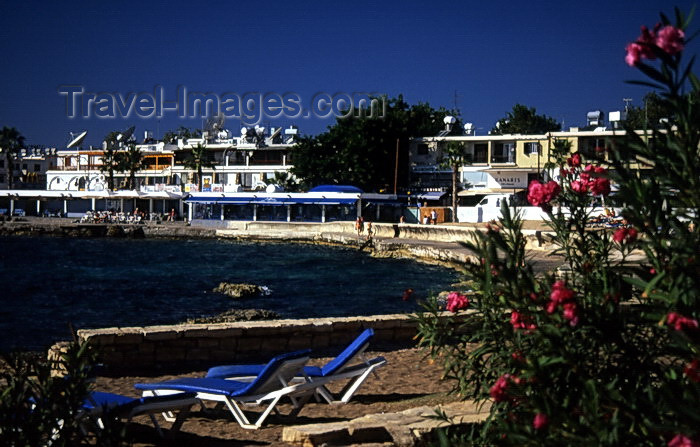 cyprus42: Cyprus  - Paphos -  waterfront - photo by Tony Brown - (c) Travel-Images.com - Stock Photography agency - Image Bank
