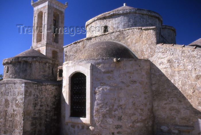 cyprus47: Cyprus  - Paphos - Geroskipou village - Agia Paraskevi church - photo by Tony Brown - (c) Travel-Images.com - Stock Photography agency - Image Bank