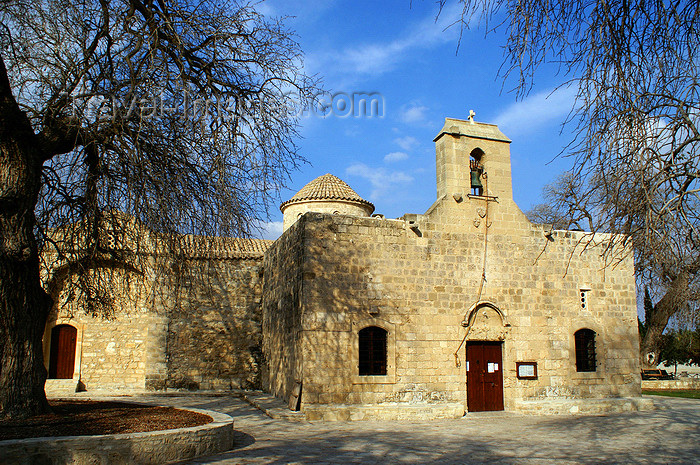 cyprus88: Kiti - Larnaca district, Cyprus: Angeloktisti church - photo by A.Ferrari - (c) Travel-Images.com - Stock Photography agency - Image Bank