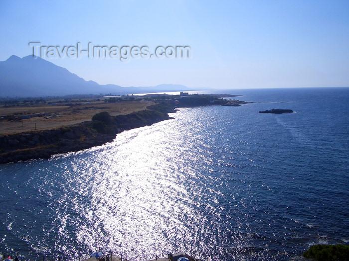 cyprusn21: Cyprus - Famagusta region: coastline - Mediterranean sea (photo by Rashad Khalilov) - (c) Travel-Images.com - Stock Photography agency - Image Bank