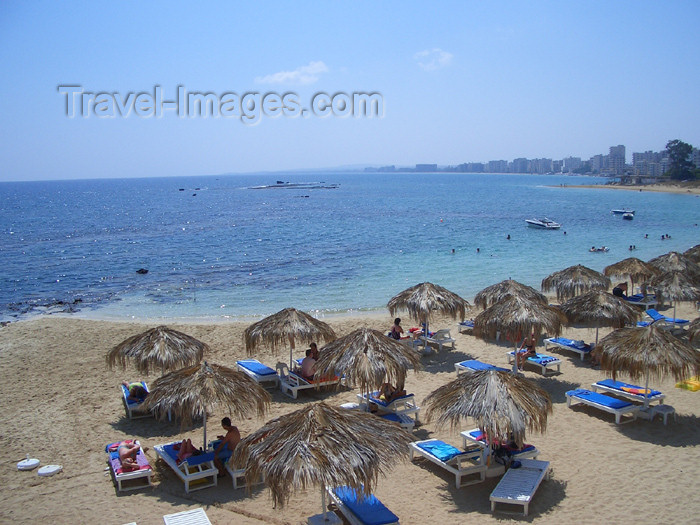 cyprusn33: Cyprus - Famagusta / Gazimagusa: on the beach (photo by Rashad Khalilov) - (c) Travel-Images.com - Stock Photography agency - Image Bank