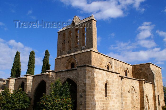 cyprusn53: Bellapais, Kyrenia district, North Cyprus: Bellapais abbey - photo by A.Ferrari - (c) Travel-Images.com - Stock Photography agency - Image Bank