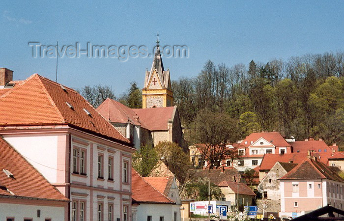 czech35: Czech Republic - Hluboka nad Vltavou (Southern Bohemia - Jihoceský - Budejovický kraj)  (photo by M.Torres) - (c) Travel-Images.com - Stock Photography agency - Image Bank