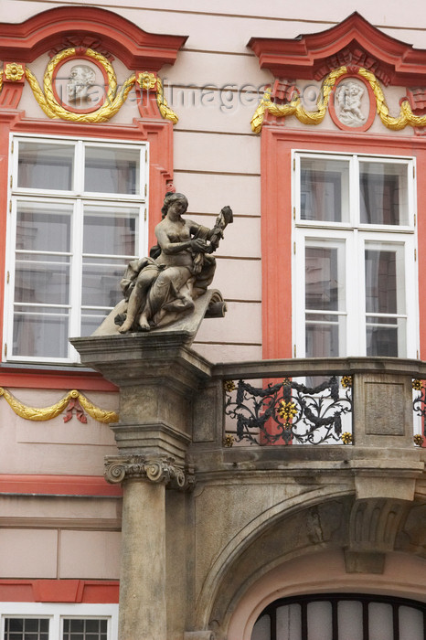 czech405: grand entrance - Prague, Czech Republic - photo by H.Olarte - (c) Travel-Images.com - Stock Photography agency - Image Bank