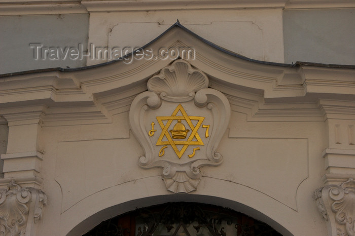 czech448: Jewish Section, Prague, Czech Republic, Europe - photo by H.Olarte - (c) Travel-Images.com - Stock Photography agency - Image Bank