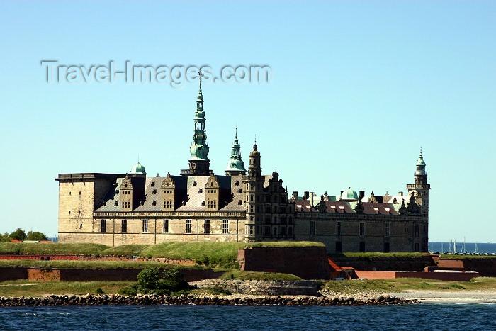 denmark41: Denmark - Helsingør: Kronborg Castle - Elsinore in Hamlet - Unesco world heritage site - photo by C.Blam - (c) Travel-Images.com - Stock Photography agency - Image Bank