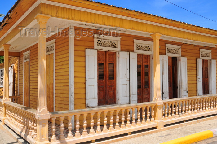dominican259: Monte Cristi, Dominican Republic: Creole architecture - photo by M.Torres - (c) Travel-Images.com - Stock Photography agency - Image Bank