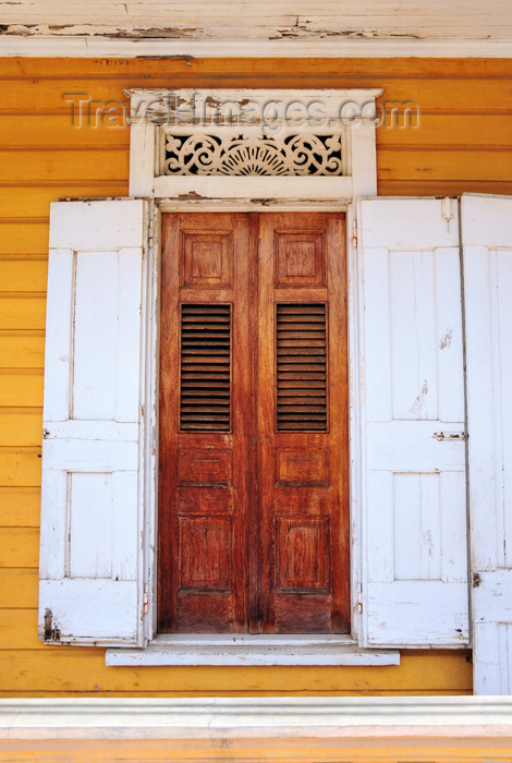 dominican260: Monte Cristi, Dominican Republic: Creole architecture - door - photo by M.Torres - (c) Travel-Images.com - Stock Photography agency - Image Bank