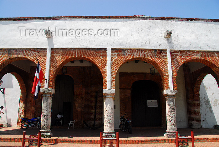 dominican49: Santo Domingo, Dominican Republic: Atarazanas museum - Museo de las Atarazanas  - photo by M.Torres - (c) Travel-Images.com - Stock Photography agency - Image Bank
