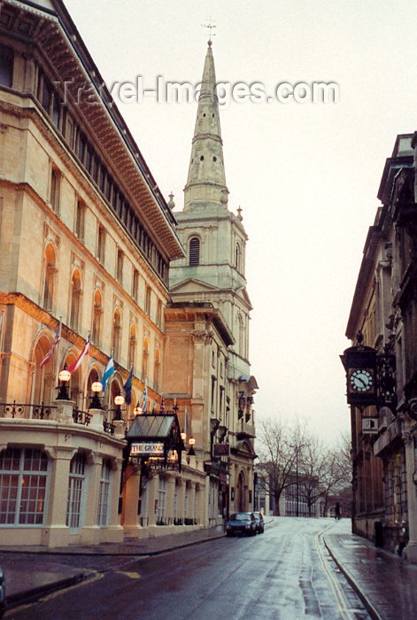 england13: England - Bristol / BRS (Somerset):  rainy day - 'the Grand' - photo by M.Torres - (c) Travel-Images.com - Stock Photography agency - Image Bank