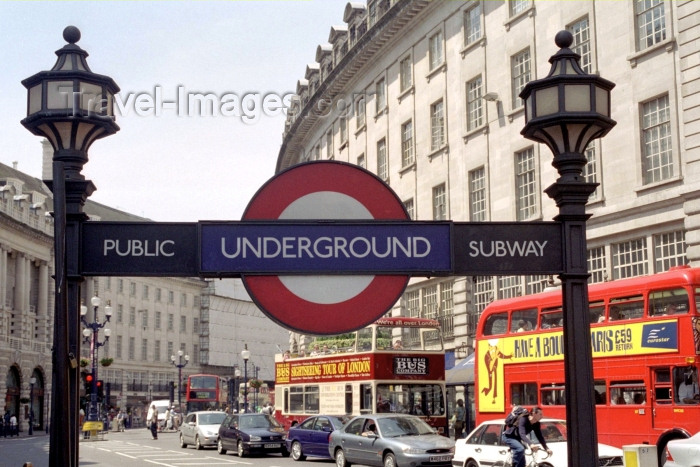 england241: London, England: subway - metro - underground - Piccadilly Circus station - photo by M.Bergsma - (c) Travel-Images.com - Stock Photography agency - Image Bank