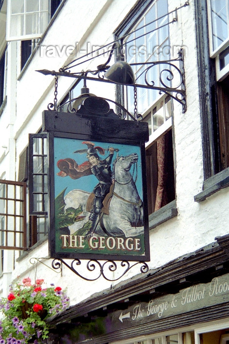 england255: London: pub - the George - Borough high street, Southwark - pub - photo by M.Bergsma - (c) Travel-Images.com - Stock Photography agency - Image Bank