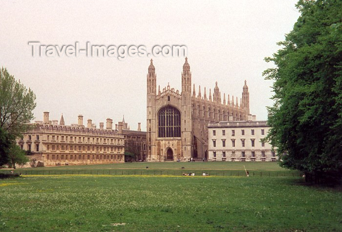 england27: England (UK) - Cambridge / CBG (Cambridgeshire): King's College - the Chapel - photo by M.Torres - (c) Travel-Images.com - Stock Photography agency - Image Bank