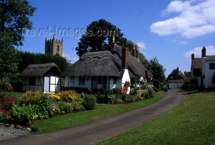 england307: England (UK) - Welford-on-Avon: Warwickshire village scenario - photo by T.Brown - (c) Travel-Images.com - Stock Photography agency - Image Bank
