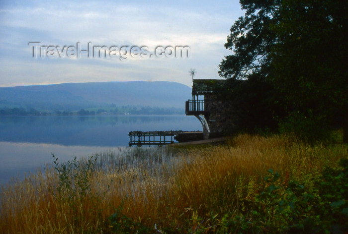 england328: England (UK) - Ullswater lake - Lake District (photo by T.Brown) - (c) Travel-Images.com - Stock Photography agency - Image Bank