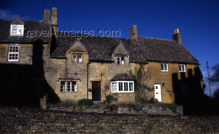 england334: England (UK) - Bourton-on-the-Hill (Gloucestershire) - Cotswolds - photo by T.Brown - (c) Travel-Images.com - Stock Photography agency - Image Bank