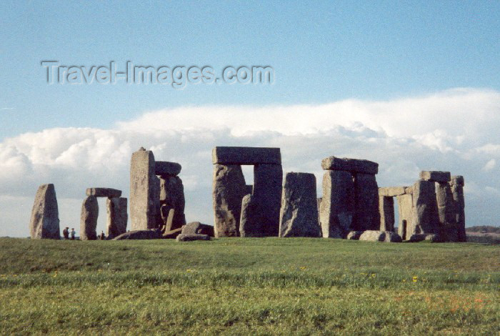 england36: Stonehenge (Amesbury, Wiltshire): megalithic stellar calendar - Unesco world heritage site - photo by M.Torres - (c) Travel-Images.com - Stock Photography agency - Image Bank