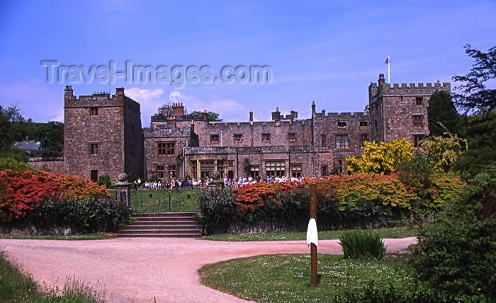 england401: England - Ravenglass - Lake District - Cumbria - Muncaster castle - photo by Tony Brown - (c) Travel-Images.com - Stock Photography agency - Image Bank