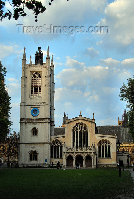 england485: London: Saint Margaret's Church - Westminster - UNESCO World Heritage Site - photo by M.Torres - (c) Travel-Images.com - Stock Photography agency - Image Bank