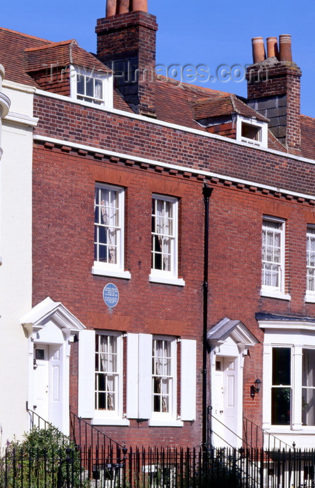 england500: Portsmouth - Hampshire: Charles Dickens's  birthplace - photo by A.Bartel - (c) Travel-Images.com - Stock Photography agency - Image Bank