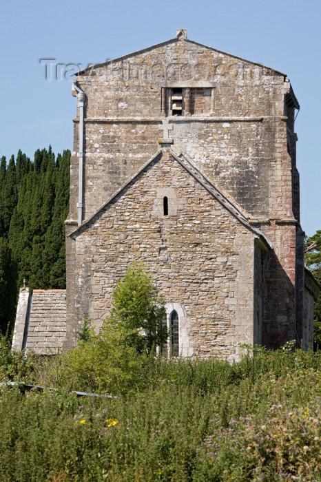 england559: Studland, Dorset, England: Saint Nicholas Church - photo by I.Middleton - (c) Travel-Images.com - Stock Photography agency - Image Bank