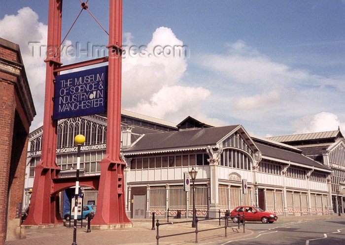 england58: England - Manchester / MAN: Museum of Science and Industry - former Liverpool Road Station - photo by M.Torres - (c) Travel-Images.com - Stock Photography agency - Image Bank