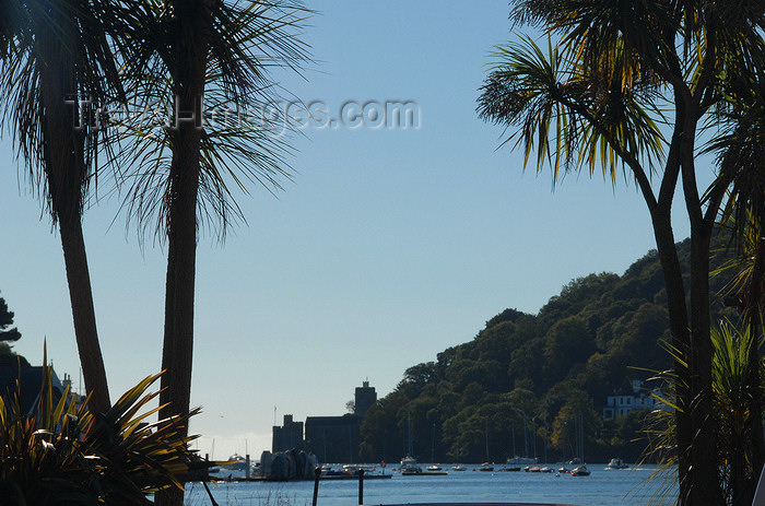 england585: Dartmouth, Devon, England: English Riviera - photo by T.Marshall - (c) Travel-Images.com - Stock Photography agency - Image Bank