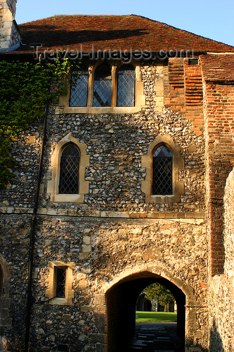 england620: Canterbury, Kent, South East England: old façade - photo by I.Middleton - (c) Travel-Images.com - Stock Photography agency - Image Bank