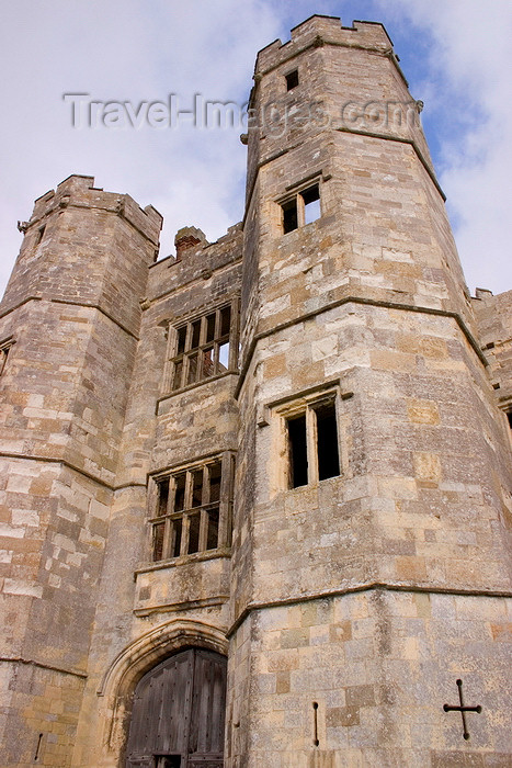 england669: Titchfield, Hampshire, South East England, UK: Titchfield Abbey - Premonstratensian order - photo by I.Middleton - (c) Travel-Images.com - Stock Photography agency - Image Bank