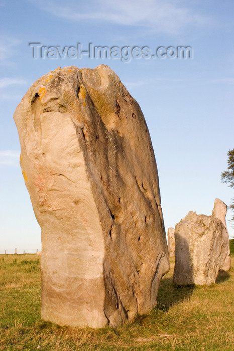 england697: Avebury, Wiltshire, South West England, UK: Avebury stone circle - UNESCO World Heritage Site - photo by I.Middleton - (c) Travel-Images.com - Stock Photography agency - Image Bank
