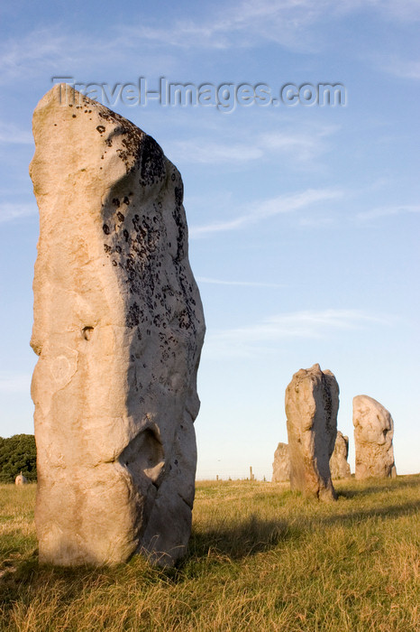 england698: Avebury, Wiltshire, South West England, UK: Avebury stone circle - Scheduled Ancient Monument and UNESCO World Heritage Site - photo by I.Middleton - (c) Travel-Images.com - Stock Photography agency - Image Bank
