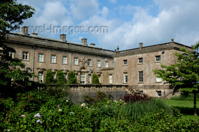 england706: Stourhead, Wiltshire, South West England, UK: Stourhead House - Palladian mansion - National Trust - photo by T.Marshall - (c) Travel-Images.com - Stock Photography agency - Image Bank