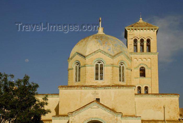 eritrea34: Eritrea - Keren / Cheren, Anseba region: Catholic church - Italian colonial architecture - photo by E.Petitalot - (c) Travel-Images.com - Stock Photography agency - Image Bank