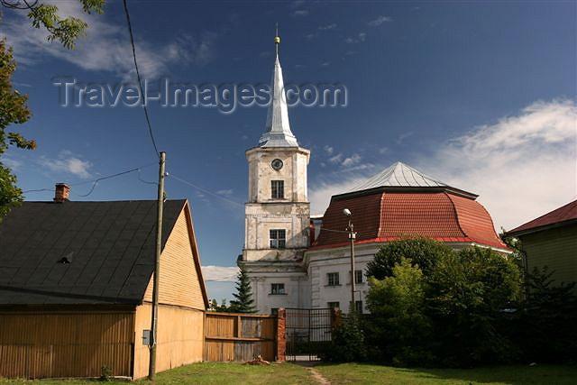 estonia101: Estonia - Valga: St. John's church - photo by A.Dnieprowsky - (c) Travel-Images.com - Stock Photography agency - Image Bank
