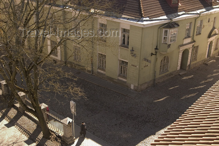 estonia72: Estonia - Tallinn: Suur-Kloostri from the walls - photo by C.Schmidt - (c) Travel-Images.com - Stock Photography agency - Image Bank