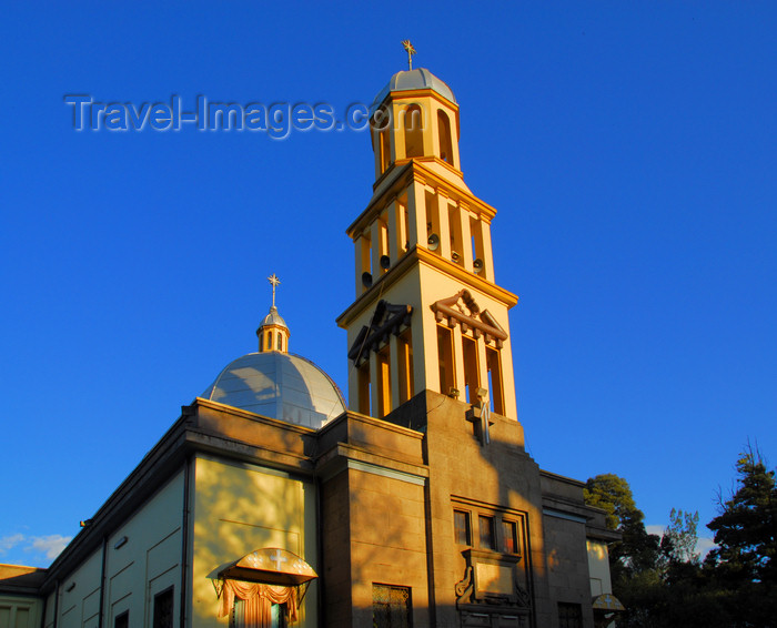 ethiopia147: Addis Ababa, Ethiopia: St Ragueal church - mercato area - photo by M.Torres - (c) Travel-Images.com - Stock Photography agency - Image Bank